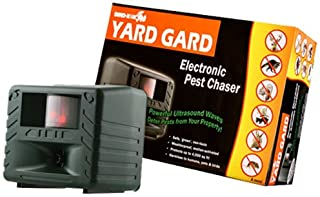 Bird-X Yard Gard Electronic Animal Repeller keeps unwanted pests out of your yard with..