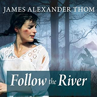Follow the River audiobook cover art