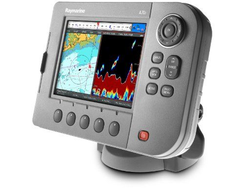 Buy Discount Raymarine A70D 6.4-Inch Waterproof Marine GPS and Chartplotter (With U.S. Coastal Chart...