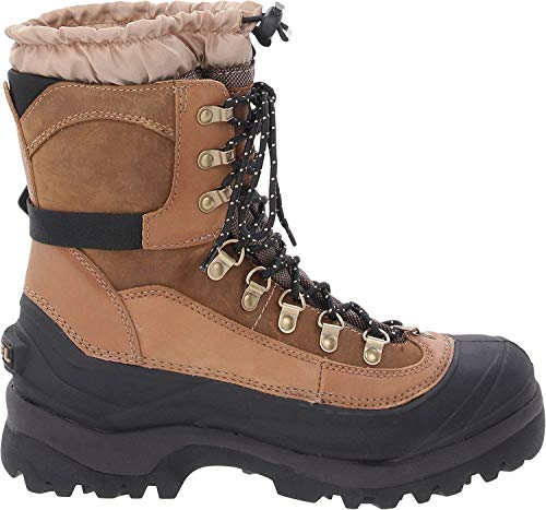SOREL - Men's Conquest Waterproof Insulated Winter Boot, British Tan, 11 M US