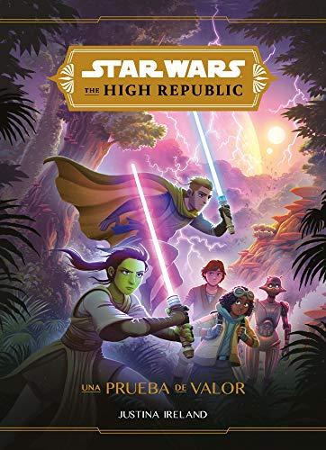Star Wars. High Republic. Una prueba de valor: Narrativa