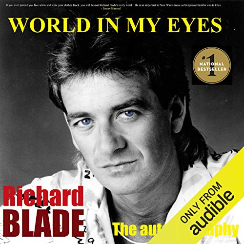 World in My Eyes: The Autobiography cover art