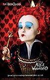 Alice IN Wonderland – Helena Bonham Carter - Film Poster