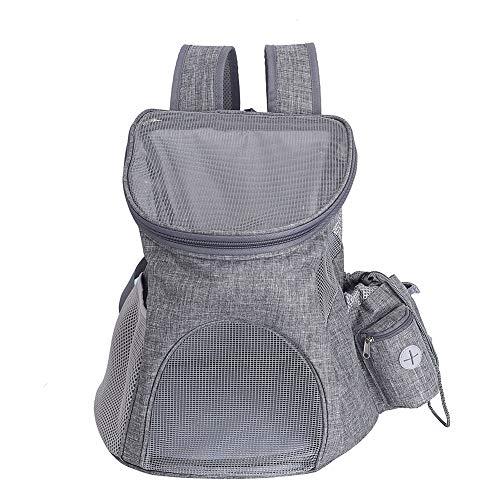 Generic Viajes y juegos de mochilas para mascotas, mochilas portátiles plegables, pequeñas mochilas para mascotas para gatos y perros