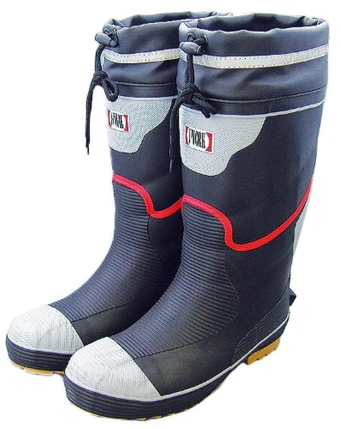 ジェットチャーム仲介者[オタフクテブクロ] おたふく手袋 安全防寒カラーブーツ JW-746