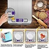 Zoom IMG-1 bilancia digitale da cucina adoric