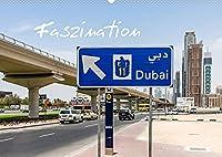 Faszination Dubai (Wandkalender 2022 DIN A2 quer): Zwischen Fischmarkt und Burj Khalifa: Die Wuestenstadt Dubai in 12 faszinierende Fotos neu entdecken. (Monatskalender, 14 Seiten )
