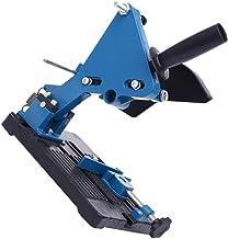 Hemobllo Angle Grinder Stand Grinder Holder Cutter Support Aluminum Bracket Cast Iron Cutter Base Cutting Machine Supplies