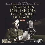 Couverture de Les grandes décisions de l'histoire de France