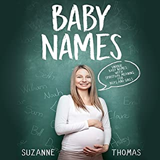 Baby Names audiobook cover art