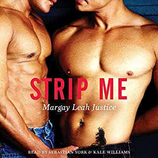 Strip Me audiobook cover art