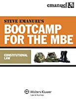 Constitutional Law (Bootcamp for the Mbe)