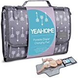 YEAHOME Travel Baby Diaper Changing Unit