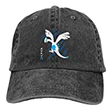 Hat Unisex Adjustable Peaked Sandwich Hat Baseball Cap Hip Hop Outdoor Hat Trucker Hat Higashikata Josuke Crazy Diamond Black