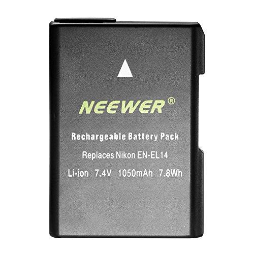 Batería Nikon D3400  marca Neewer