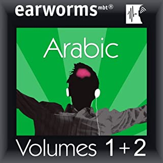 Rapid Arabic: Volumes 1 & 2                   By:                                                                                                                                 earworms Learning                               Narrated by:                                                                                                                                 Marlon Lodge                      Length: 2 hrs and 17 mins     16 ratings     Overall 4.4