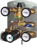 Kit de recirculación ACS con circulador de alta prevalencia para hervidores y acumulación