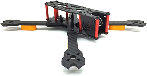 ventas en linea Desconocido Generic Uranus'5 235mm Wheelbase 5 Inch Carbon Fiber Fiber Fiber Frame Kit 4mm Arm for RC Drone FPV Racing  opciones a bajo precio