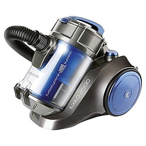 QTIMBER Aspirador Ciclónico Taurus Turbocyclone System EXEO 2500 3,5 L 800W 82 dB (A)
