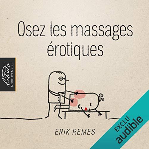 Couverture de Osez... les massages érotiques