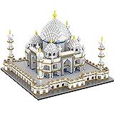 RSTJ-Sjef Taj Mahal Woodcraft Construction Kit Construcción,Maqueta De Juguete para Construir