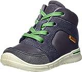 ECCO Baby Jungen First Lauflernschuhe Sneaker, Blau (Marine/Marine), 19 EU