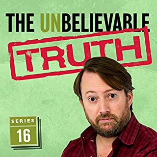 The Unbelievable Truth (Series 16) cover art