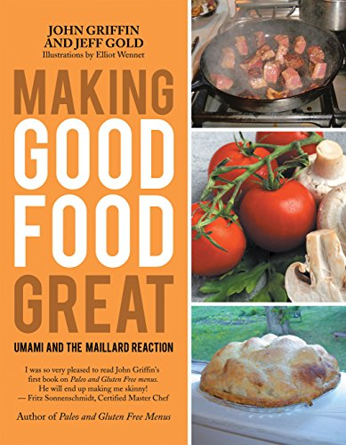Making Good Food Great: Umami and the Maillard Reaction
