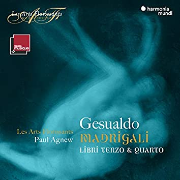 Gesualdo: Madrigali, Libri terzo & quarto