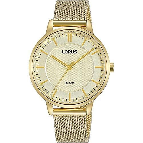 Lorus Classic - Reloj solo tiempo para mujer, moderno, cód. RG274TX9