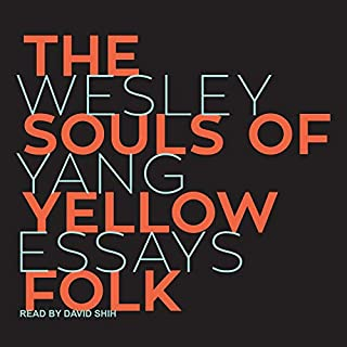 The Souls of Yellow Folk audiobook cover art