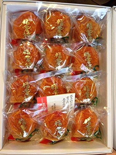 フルーツひろは 福蜜柿1箱12玉4L (4L)