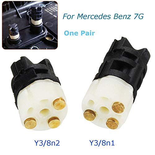 Auto-Übertragungsmodul-Sensor-Set Getriebe TCU Steuermodul Sensor 722.9 Y3 / 8N1 Y3 / 8N2 Fit für Mercedes Benz 7G