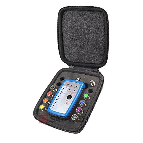 Advantage 8 Way Coax Cable Mapper Toner Tracker