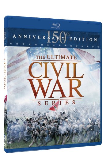 The Ultimate Civil War Series: 150th Anniversary Edition [Blu-ray]