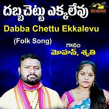 Dabba Chettu Ekkalevu
