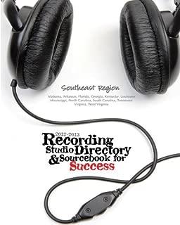 recording studio directory