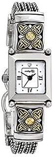 Brighton Monroe Metalic Watch Silver Bracelet