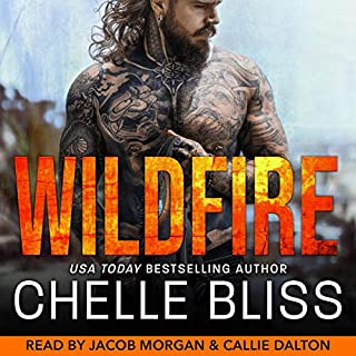Wildfire cover art