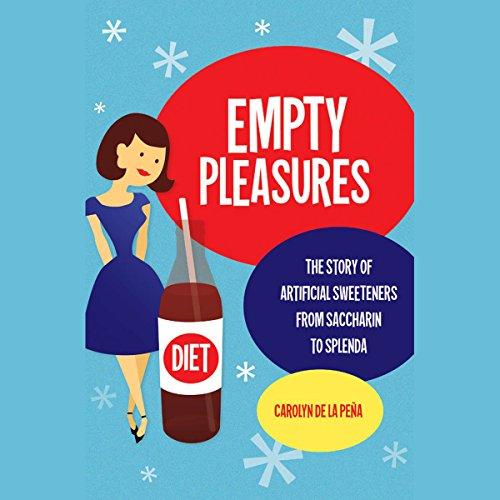 Empty Pleasures audiobook cover art