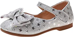 Chaussures Princesse Fille Crystal Star Sequins Sa