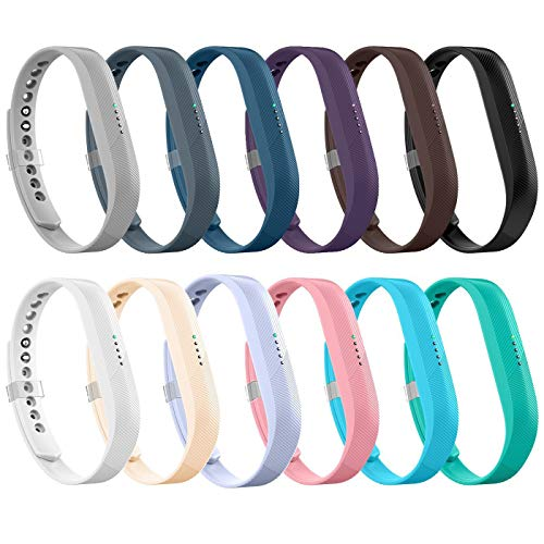 LEEFOX Compatible Fitbit Flex 2 Band
