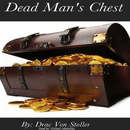 Dead Man's Chest audiobook cover art