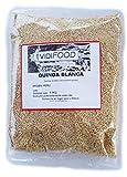 Quinoa Blanca - 1kg - Fuente Rica de Aminoácidos, Vitaminas y Minerales - La Mejor Calidad - 100% Natural y Sin Toxinas