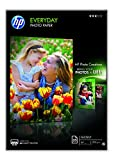 HP Everyday Photo Paper Papier Brillant