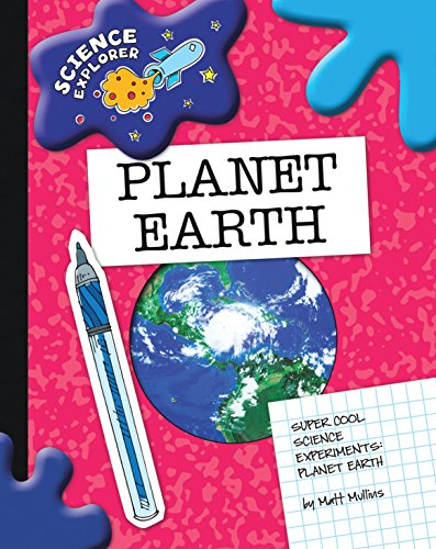 Planet Earth (Explorer Library: Science Explorer) (English Edition)