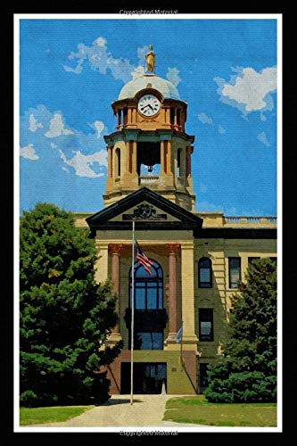 Aberdeen South Dakota: Lined Notebook Journal Diary Planner