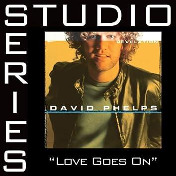 Love Goes On [Studio Series Performance Track]