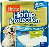 Hartz 04159 Dog Training Pads 50 Count