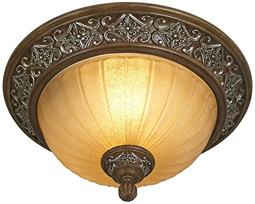Kathy Ireland Sterling Estate 14' Wide Ceiling Light Fixture